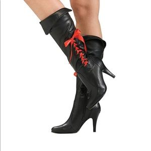 Pirate Costume Boots.